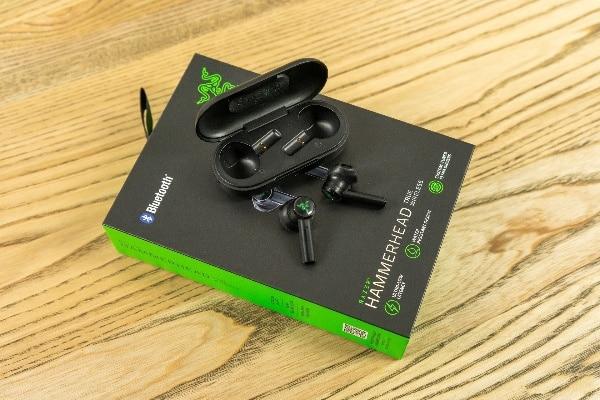 Razer Hammerhead True Wireless Bluetooth Earbuds