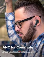 Mpow X3 ANC Bluetooth Earbuds